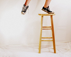 Entrepreneurship is Like a Fat Man on a 3-Legged Stool