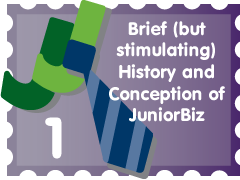 Brief (but stimulating) History and Conception of JuniorBiz: JJ Entry #1