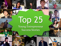 Young Entrepreneur Success Stories